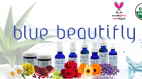 Новый бренд Blue Beautifly из США!